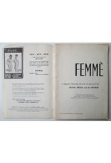 G. Harrison Marks - Femmè: A magazine featuring the pick of pictures from Britain, America and the Continent