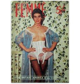 G. Harrison Marks - Femmè Magazine - 1958
