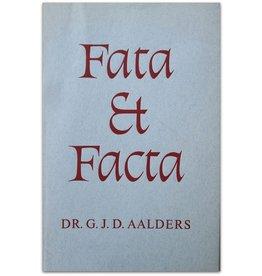 G.J.D. Aalders - Fata et Facta - 1964