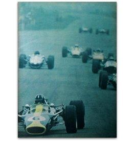 Ed van der Elsken - 1968 Grand Prix van Zandvoort