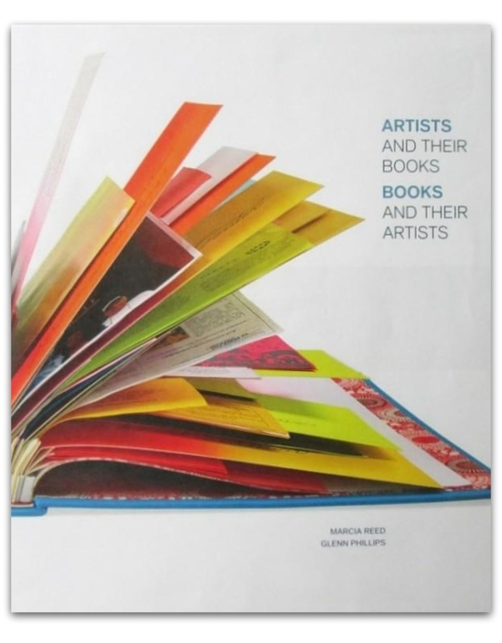 Marcia Reed - Artists and their Books / Books and their Artists