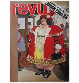 REVU [Voetballer van het jaar: Johan Cruijff] - 1968