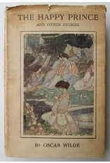 Oscar Wilde - The Happy Prince And Other Tales. Illustrated by Charles Robinson