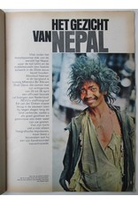 Ed van der Elsken - Het gezicht van Nepal [photo report in: Revu. Weekblad Nr. 16 - April 1967]