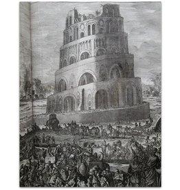 Jan Luiken - Het Oude en Nieuwe Testament - 1729