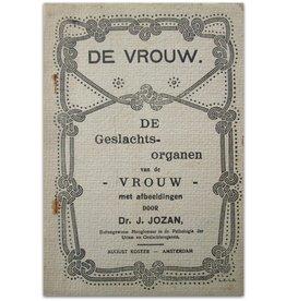 J. Jozan - Vrouwelijke geslachtsorganen - 1925
