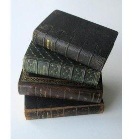 Lot met 4 oude Franse gebedenboekjes - 1861/1904