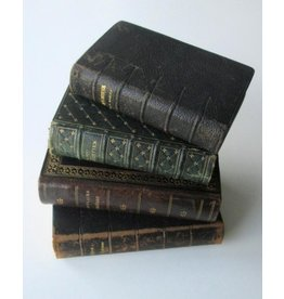 Lot with 4 old French prayer books - 1861/1904