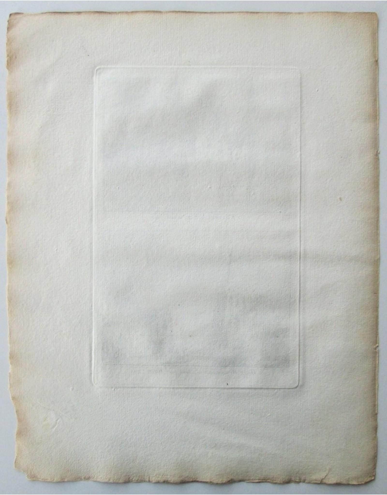 H. Spilman - t Kasteel te Boksmeer / 't Dorp Boksmeer in 't Land van Kuik 1741