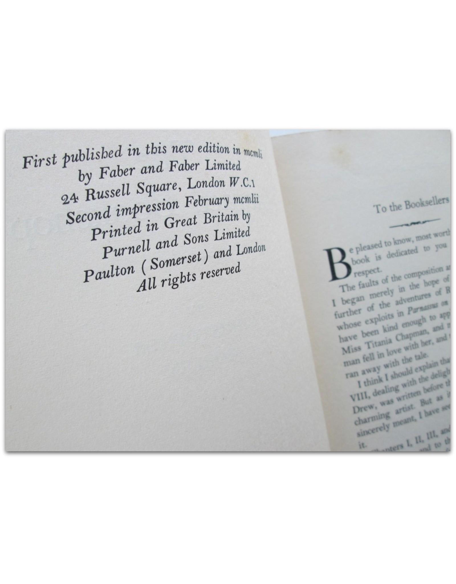 Christopher Morley - The Haunted Bookshop