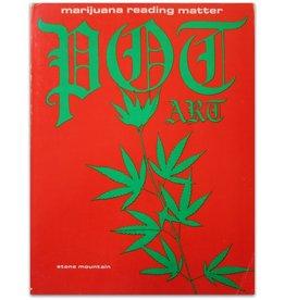 Pot Art for Pot Heads: Marijuana - 1970