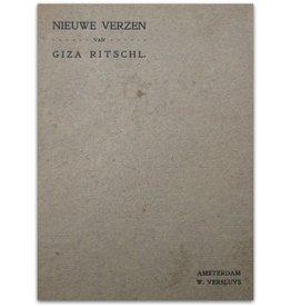 Giza Ritschl - Nieuwe Verzen - 1904
