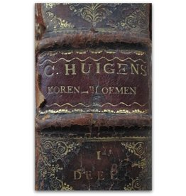 Constantin Huygens - Koren-Bloemen - 1672