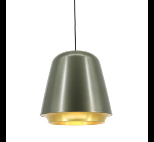 Artdelight Hanglamp Santiago - Zilver/Goud