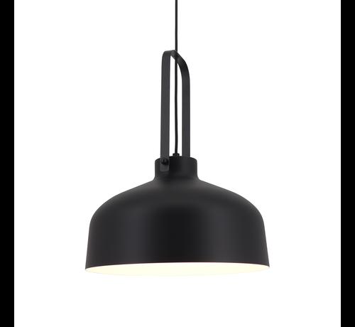 Artdelight Hanglamp Mendoza - Zwart/Zwart