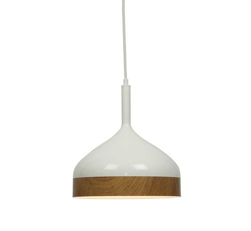 Artdelight Hanglamp Moondrop - Wit