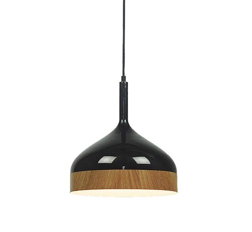 Artdelight Hanglamp Moondrop - Zwart