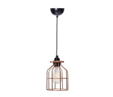 Het Lichtlab Hanglamp No.15 - Koper