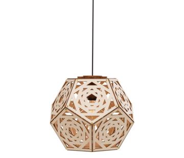 Het Lichtlab Hanglamp No.34 - Dodecaheader