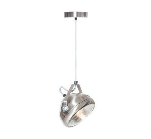 Het Lichtlab Hanglamp No.5 Vintage - Zilver