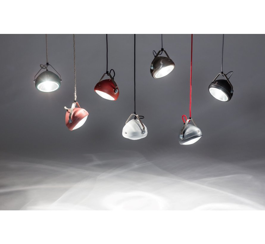 Hanglamp No.5 Vintage - Zilver
