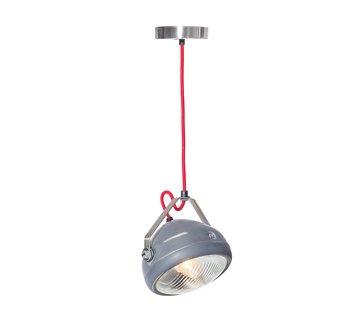 Het Lichtlab Hanglamp No.5 Vintage - Grijs