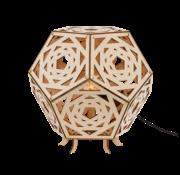 Het Lichtlab Tafellamp No. 34 - Dodecaheader