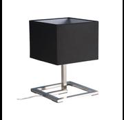 Artdelight Tafellamp Daria - Zwart