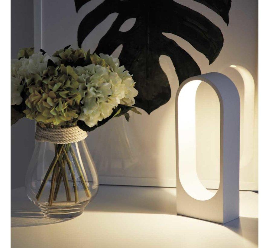 Tafellamp Porta - Wit
