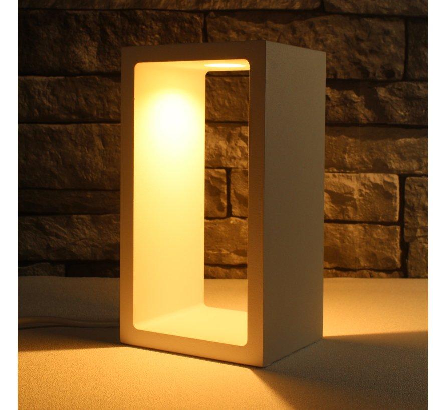 Tafellamp Corridor - Wit