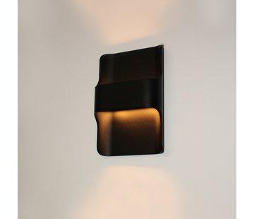 Artdelight Wandlamp Dallas - Zwart