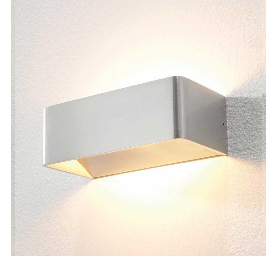 Wandlamp Mainz - Aluminium