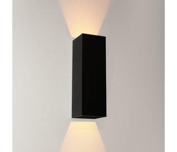 Artdelight Wandlamp Vegas 250 - Zwart