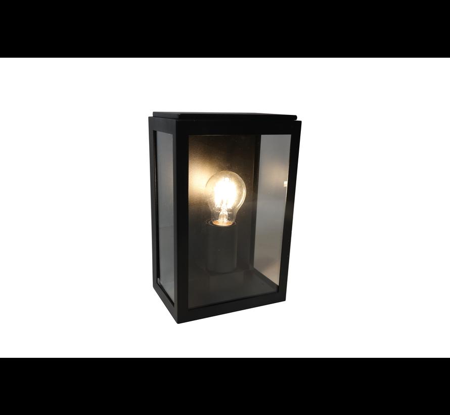 Wandlamp Rowin 25 - Zwart