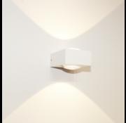 Artdelight Wandlamp Jena - Wit