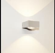 Artdelight Wandlamp Jena - Aluminium
