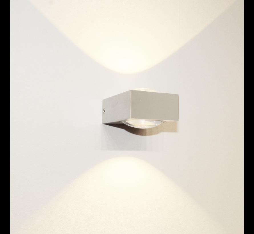 Wandlamp Jena - Aluminium