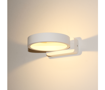 Artdelight Wandlamp Nimbus - Wit