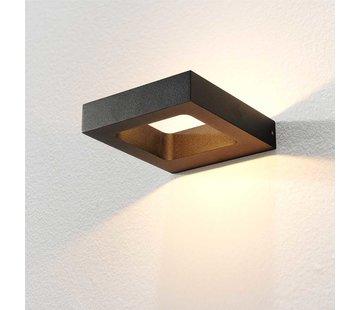 Artdelight Wandlamp Carré - Zwart