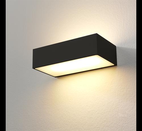 Artdelight Wandlamp Eindhoven 150 - Zwart