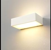 Artdelight Wandlamp Eindhoven 150 - Wit