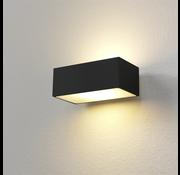 Artdelight Wandlamp Eindhoven 100 - Zwart