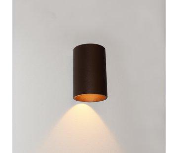 Artdelight Wandlamp Brody 1 - Bruin