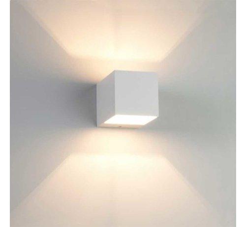 Artdelight Wandlamp Recta - Wit