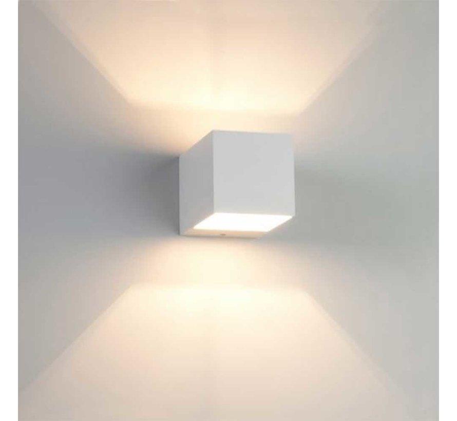 Wandlamp Recta - Wit