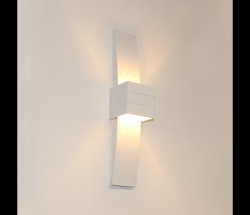 Artdelight Wandlamp Gyhum II - Wit
