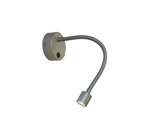 Artdelight Wandlamp Flexi - Aluminium