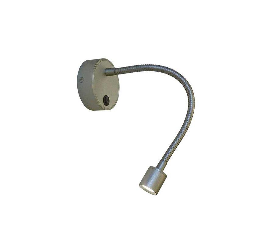 Wandlamp Flexi - Aluminium