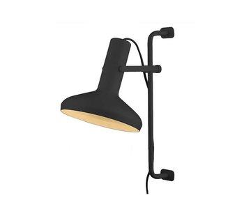Artdelight Wandlamp Vectro - Zwart