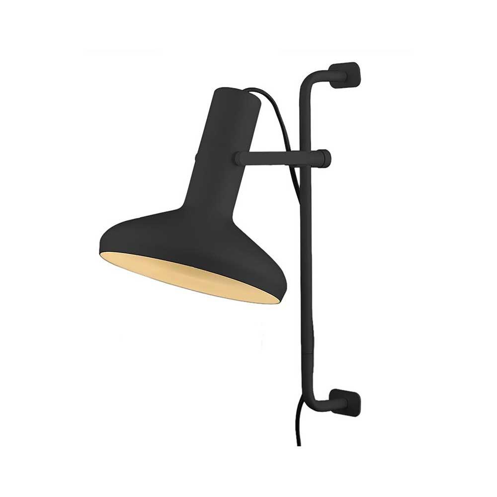 Artdelight Wandlamp Vectro Zwart Mooielampen Com Mooielampen Com